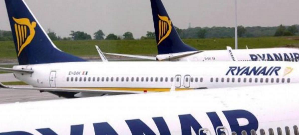 Las huelgas en Ryanair se extienden a Italia y el viernes cancela 24 vuelos