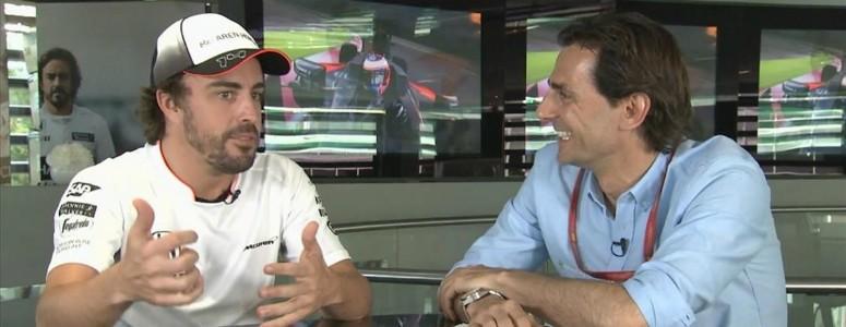 """De la Rosa: """"Si yo fuera Alonso, intentaría ir a Mercedes"""""""