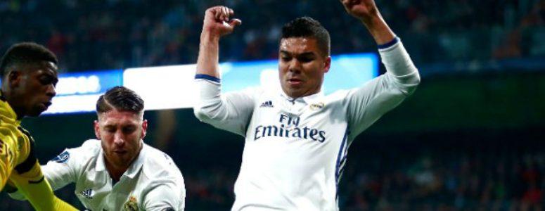 """Casemiro: """"Estamos enfadados porque el Madrid siempre tiene que ser primero"""""""