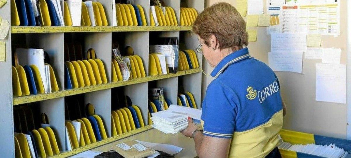 Correos convoca 4.005 puestos de personal laboral fijo