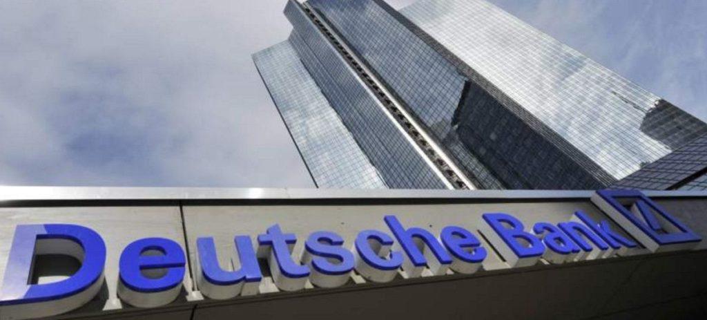 """La filial de Deutsche Bank en EE UU, en la lista de """"bancos problemáticos"""""""