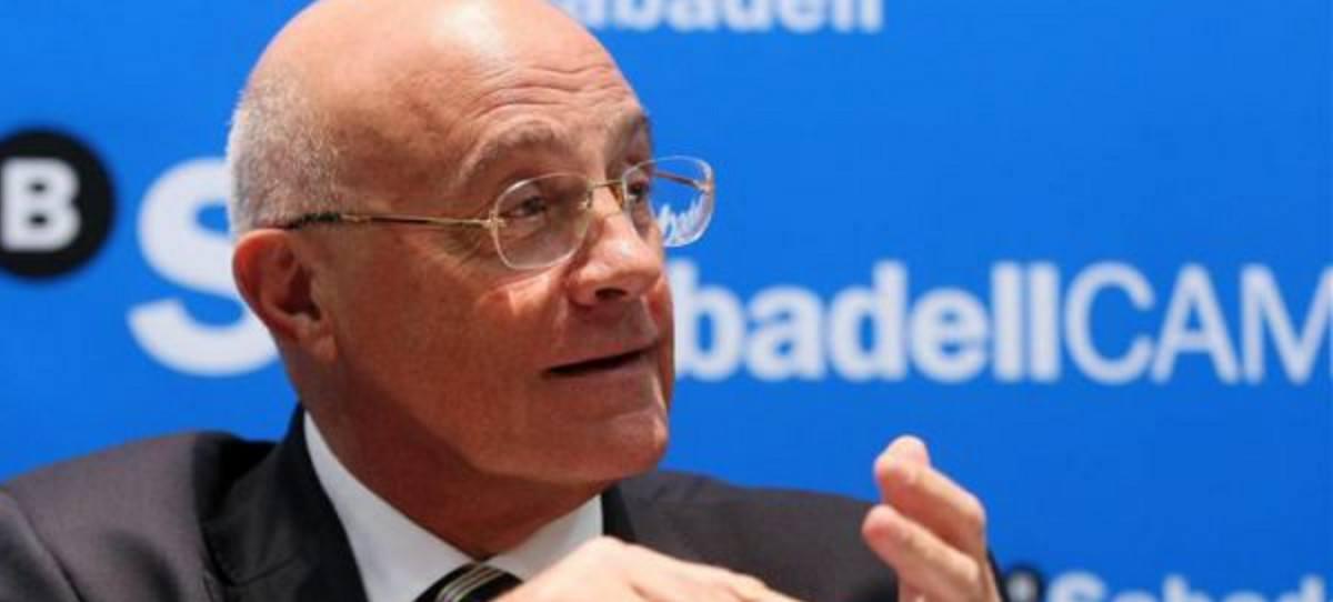 Sabadell vende a Cerberus su ladrillo tóxico con un valor neto de 3.900 millones