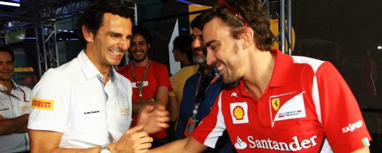 """De la Rosa: """"Si fuera Alonso, intentaría ir a Mercedes"""""""