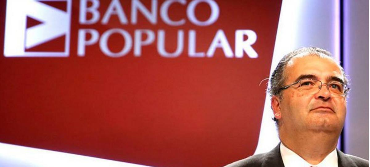 Roberto Higuera, vicepresidente de Ángel Ron, declara por el caso Banco Popular