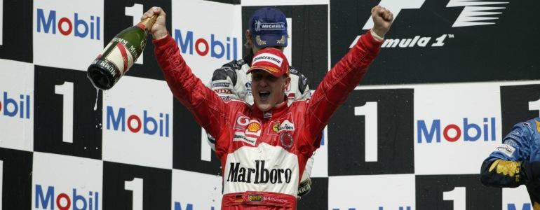 Schumacher estrena cuenta de twitter