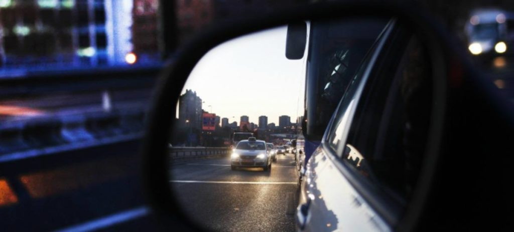 ¿Por qué es importante mantener la distancia de seguridad?