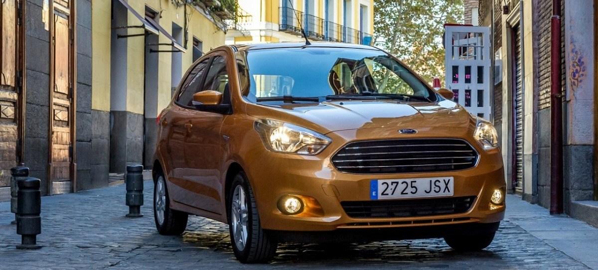 Ford KA+, nuevo, económico y espacioso