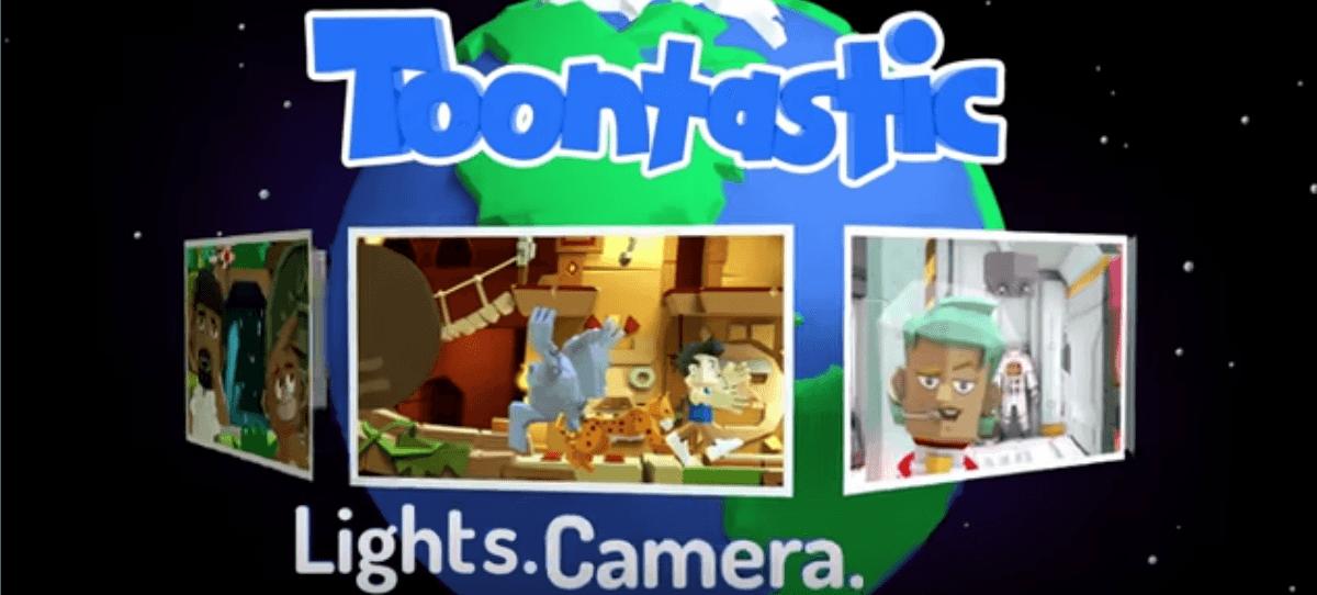 Google presenta la app para niños Toontastic 3D