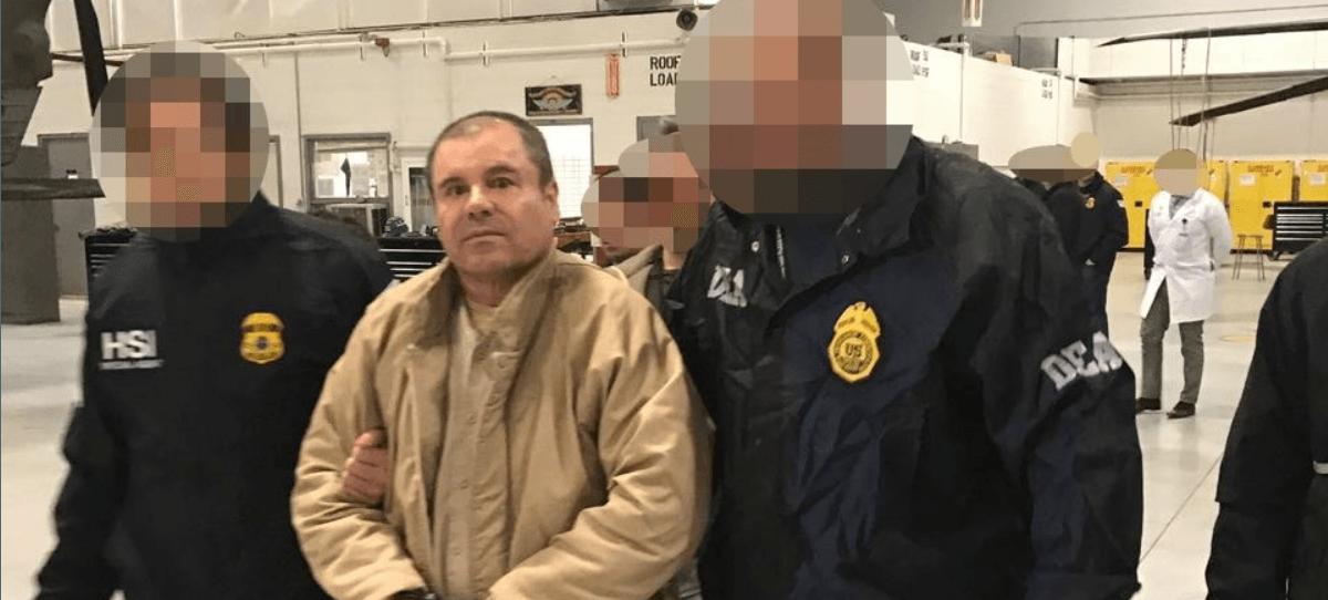 VÍDEO: Así reaccionó 'El Chapo' Guzmán al enterarse de su traslado a EE.UU