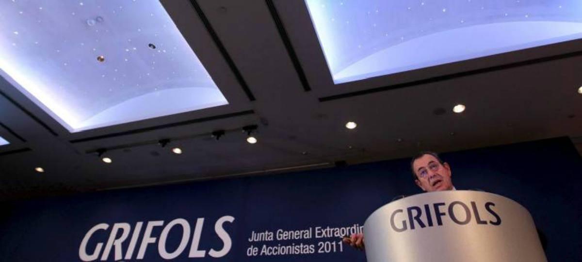 Grifols, a por sus máximos históricos tras romper las resistencias