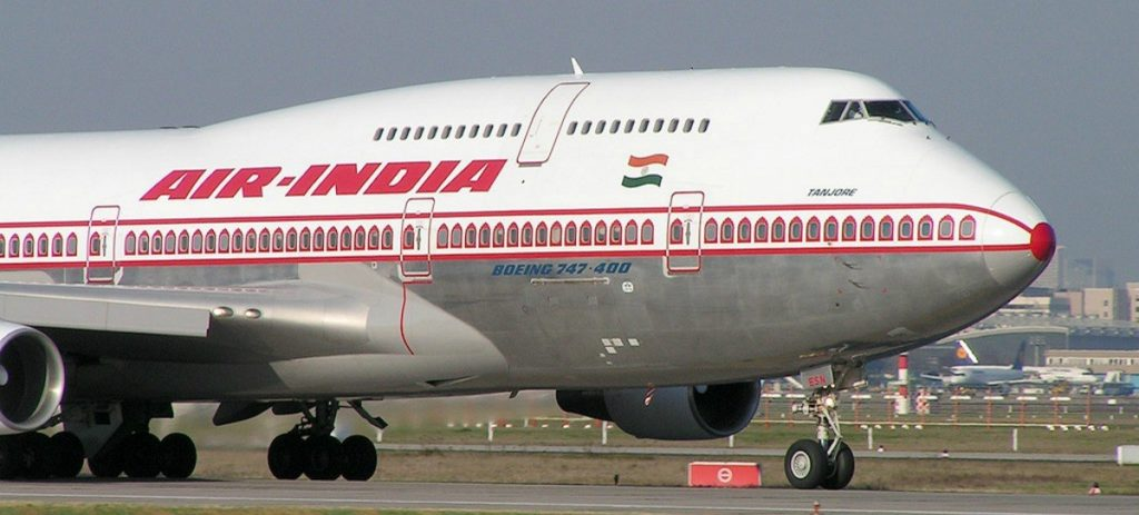 Air India no quiere a tripulantes que estén gordos