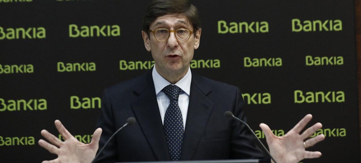 """""""Bankia ha girado en niveles de soporte y podría estirarse"""""""