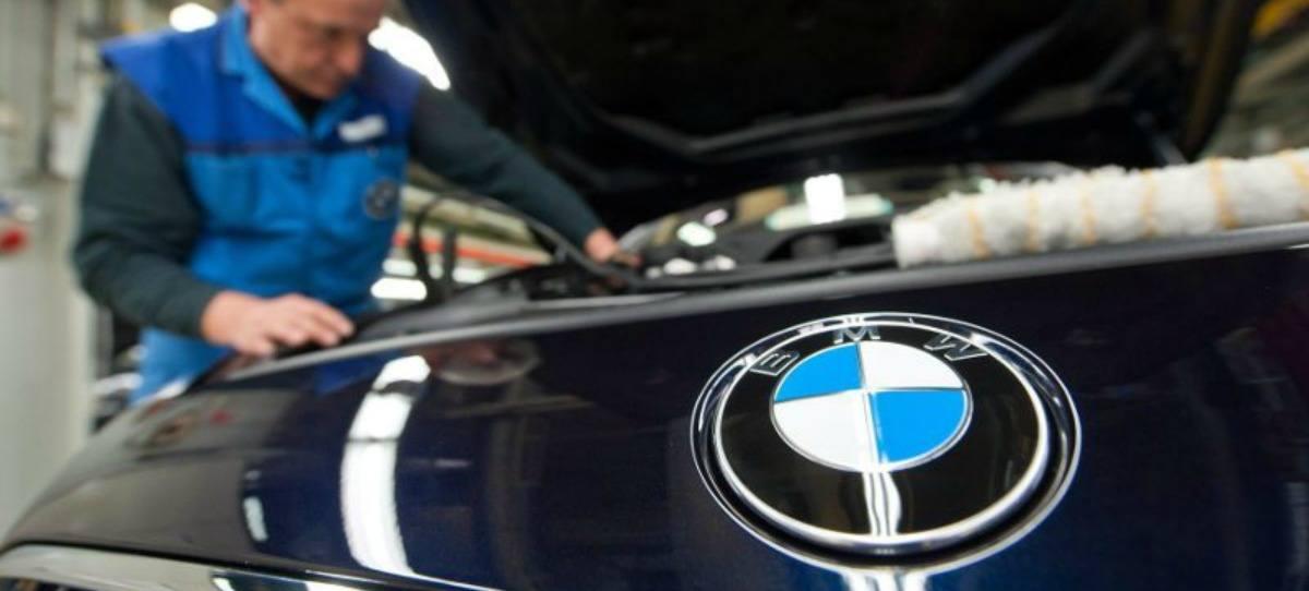 BMW, a por los 93 euros si no rompe el soporte