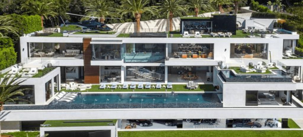 ¿Cómo es y cuánto cuesta la casa más cara del mundo?