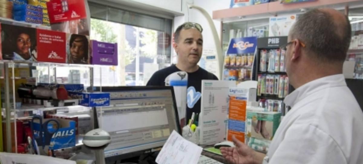 El copago farmacéutico de los jubilados triplica la subida de las pensiones