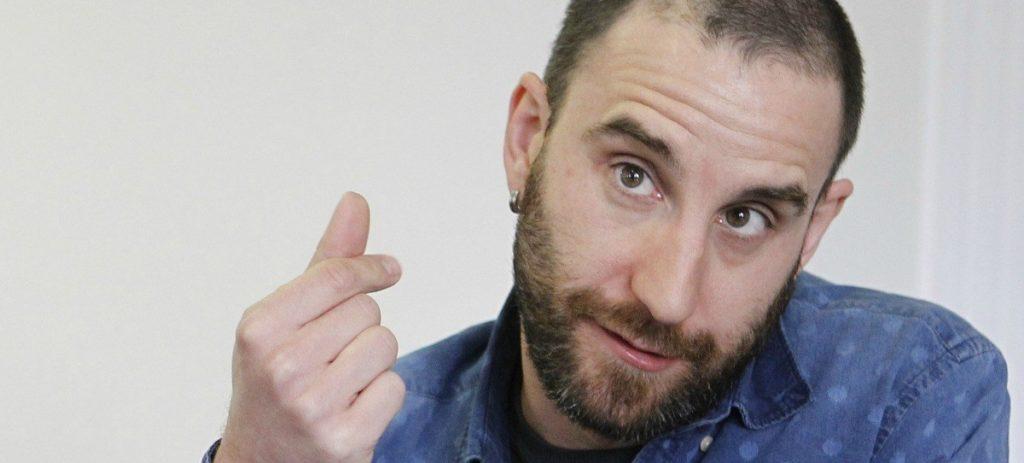 Dani Rovira llama 'borrachos' a los que le critican en Twitter