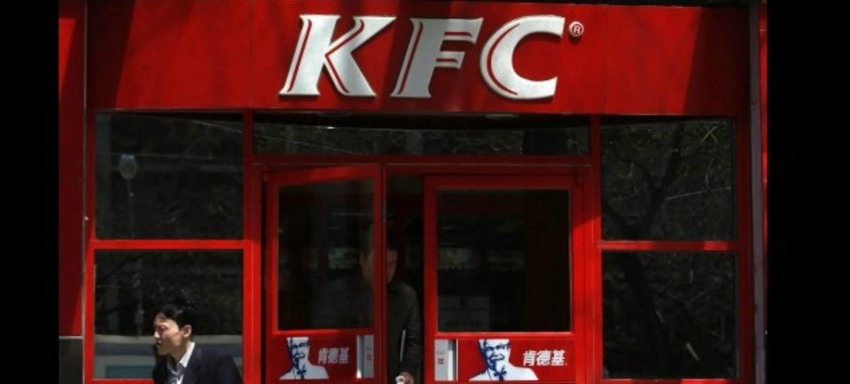 KFC se queda sin pollos en Reino Unido