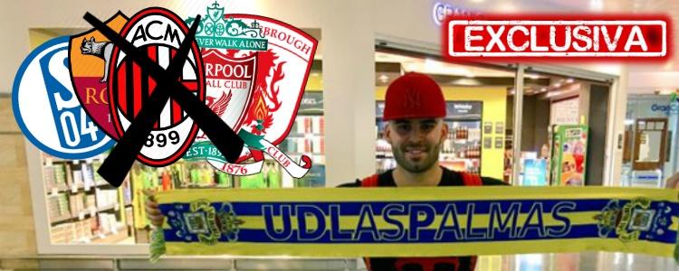 Jesé rechazó a Liverpool, Boro, Schalke, Milan y Roma para firmar por Las Palmas