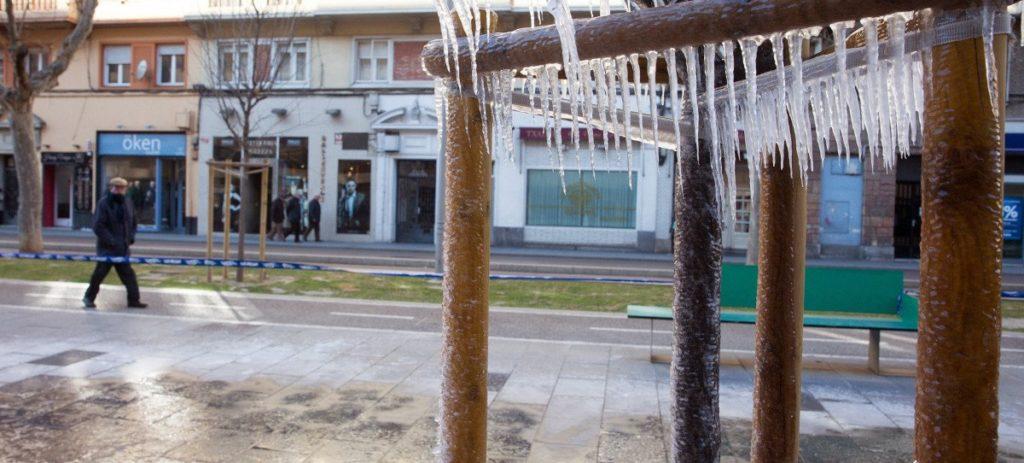 La ola de frío siberiano no es culpa del cambio climático