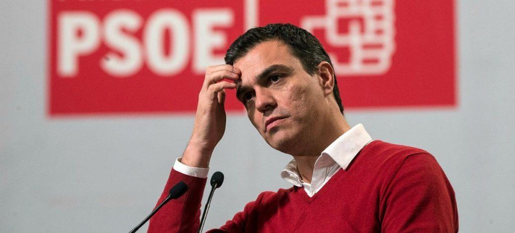 Pedro Sánchez, que voto con Zapatero la congelación de las pensiones, asistirá a la manifestación en su defensa