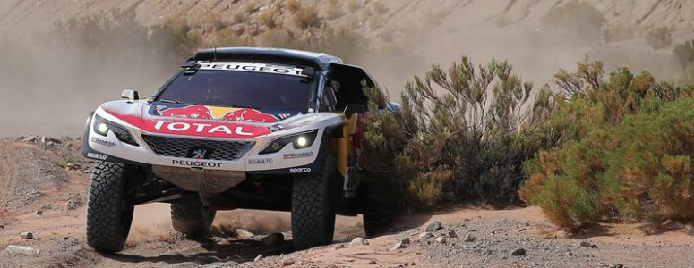 Sainz queda atrapado en un barranco y dice adiós al Dakar