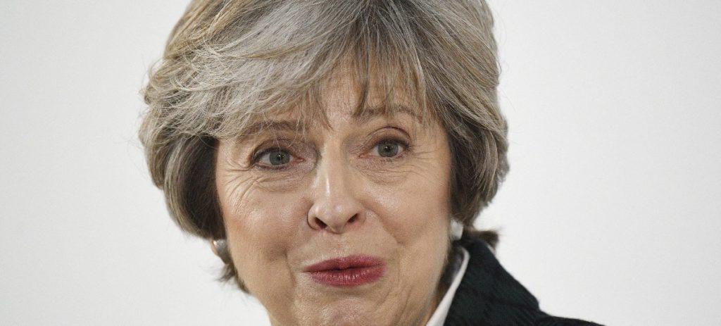 La libra se dispara durante el discurso de May: el Parlamento votará
