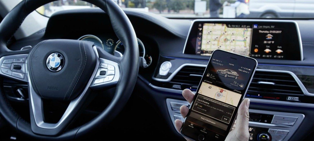 BMW abordará en el MWC el futuro de la conectividad inteligente