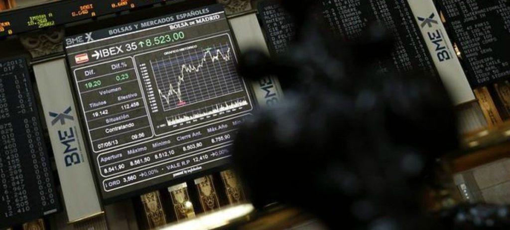 El IBEX 35 reconquista el 10.000 tras el mensaje optimista de Draghi