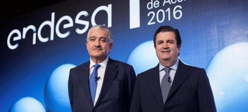 Endesa, al tiempo que cierra León y Teruel, anuncia el pago de más de 4.150 millones de euros en dividendos a Enel