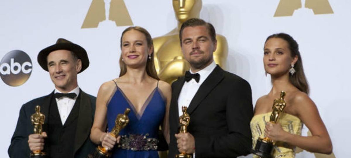 Leonardo DiCaprio, posible culpable del error de los Óscar según los internautas