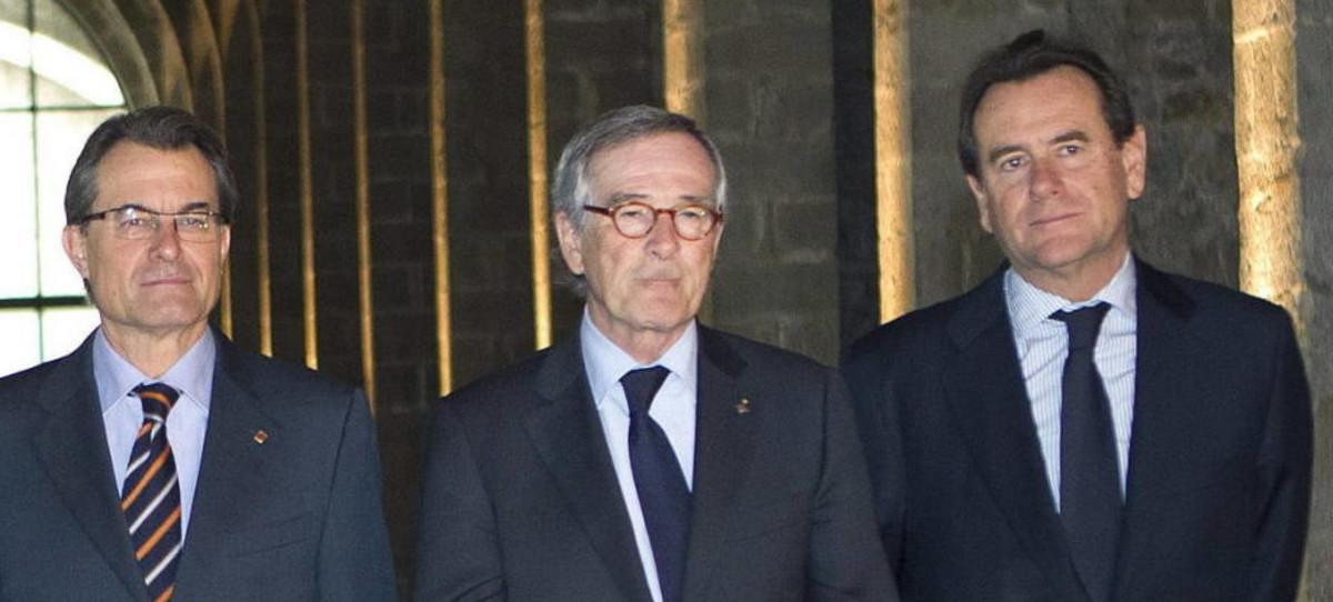El presidente del Puerto de Barcelona, Sixte Cambra, detenido en el caso del 3%