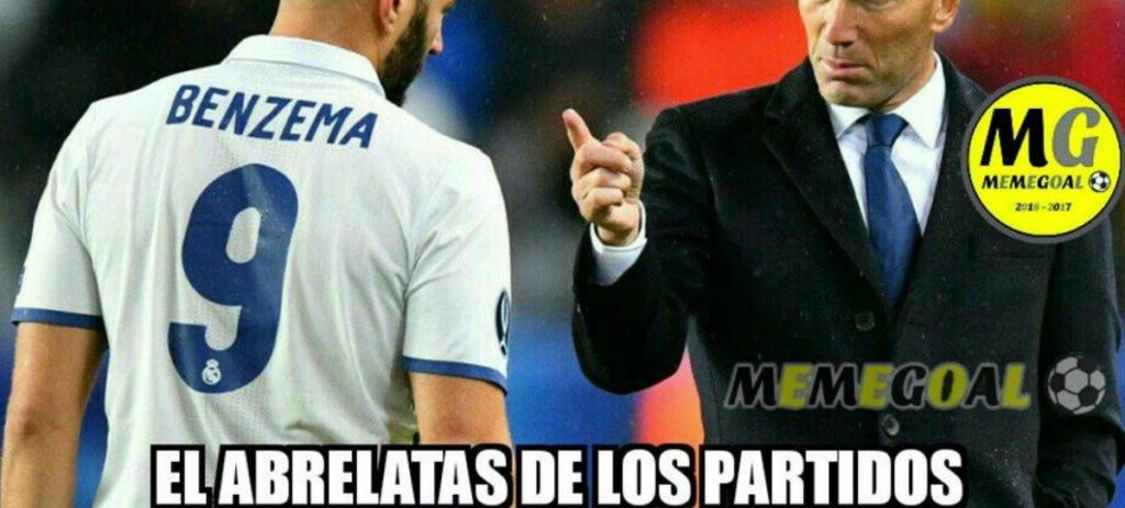 Mejores memes del Real Madrid Napoli