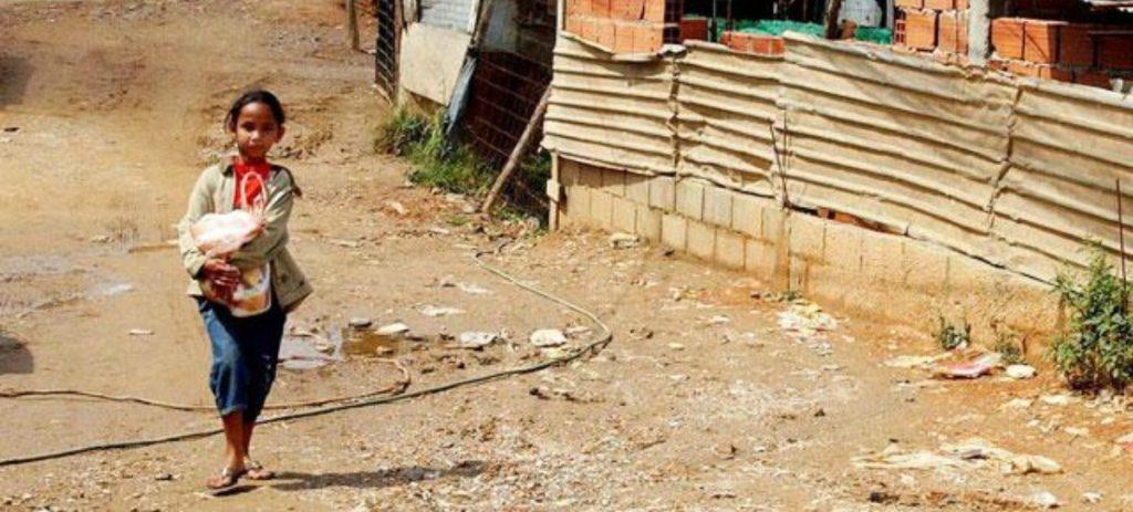 Venezuela presenta 82% de hogares en pobreza