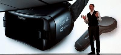 Samsung se olvida del Galaxy S8, apuesta por tabletas y realidad virtual