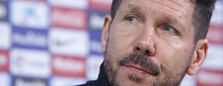 Simeone saldrá al ataque contra el Barça como el PSG