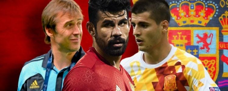 Diego Costa se come a Morata en la Selección