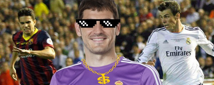 El madridismo tuitero se reconcilia con Casillas tras su troleo a Bartra