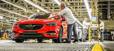 Opel inicia la producción de la segunda generación del Insignia