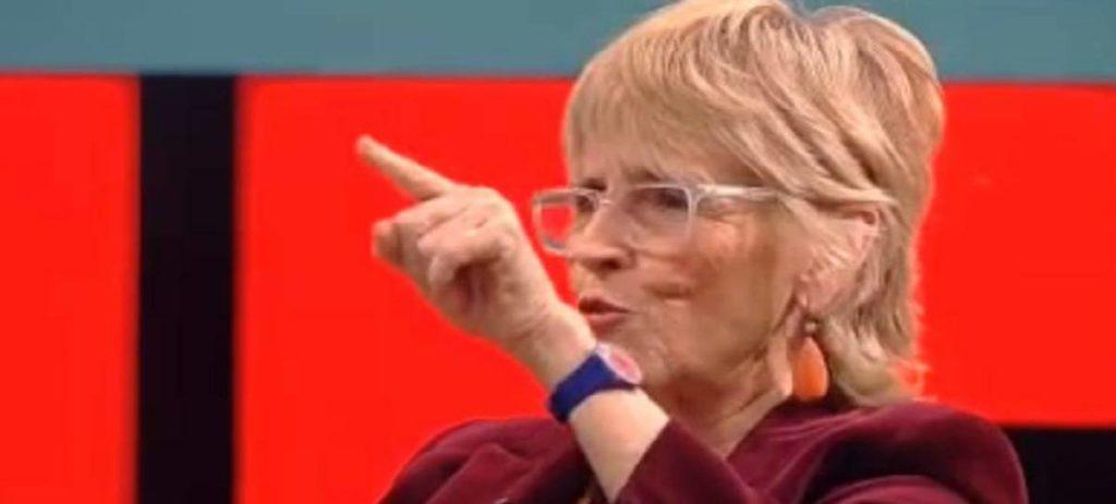 El bioquímico al que Mercedes Milá llamó gordo a Mediaset: «Luego no vengáis con programas de bullying»