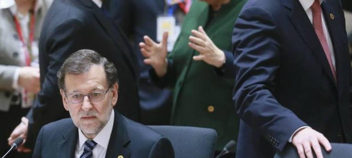 La reacción de Rajoy a un periodista de la BBC que le preguntó en inglés