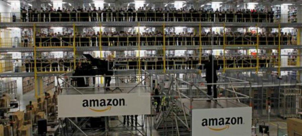 "Huelga en Amazon para la semana del ""Prime Day"""