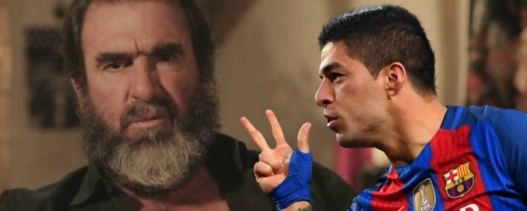 "Cantona a Luis Suárez: ""Practica porno futbolístico"""