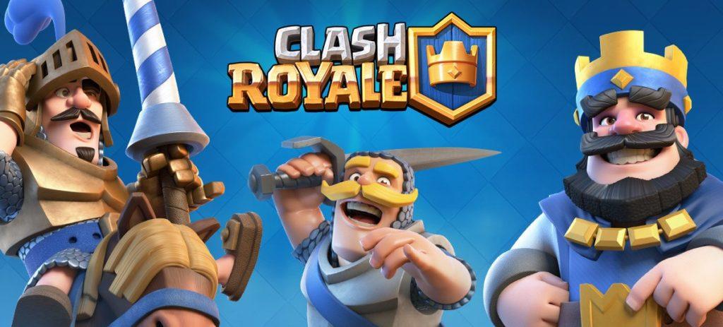 Clash Royale deja a miles de jugadores fuera de juego