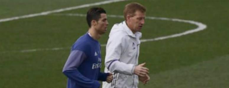 Cristiano no estará en la final de Eibar por la Liga