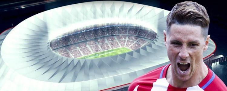 Fernando Torres tendrá taquilla en el Wanda Metropolitano