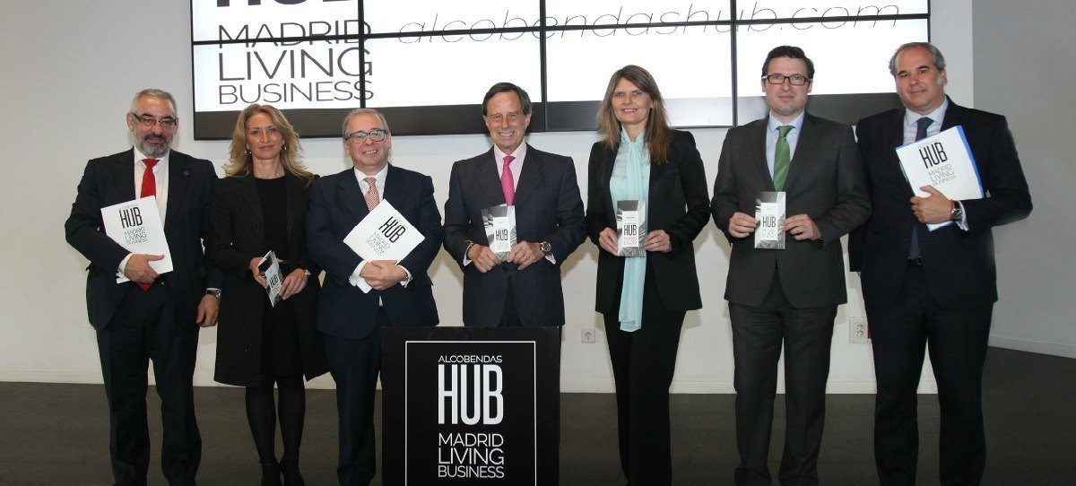 Nace para el mundo: Alcobendas HUB Madrid Living Business