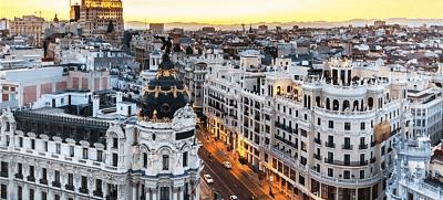 Detenido por dormir en 13 hoteles de lujo de Madrid e irse sin pagar