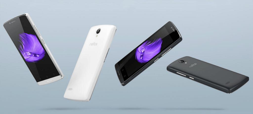 Neffos lanza su gama media de smartphones en España