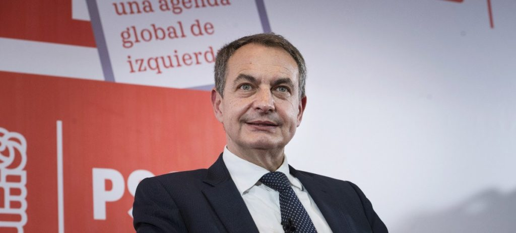 Zapatero, mamporrero de Díaz contra Sánchez