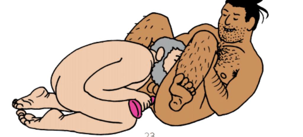 El colectivo LGTB sueco difunde un folleto explicito sobre sexualidad para inmigrantes